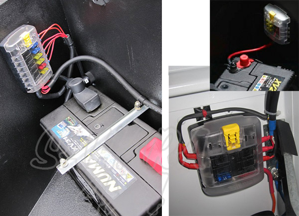 blue sea systems fuse box are fitted as original equipment by many of the  world's leading marine manufacturers and will create a professional looking