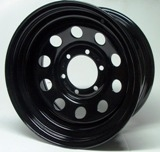 Dynamic Wheel Acero Negro