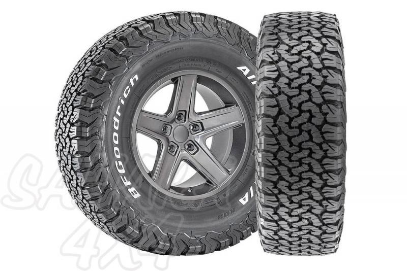 8 Ruedas » Neumaticos » BF Goodrich Tires » All Terrain T/A® KO2