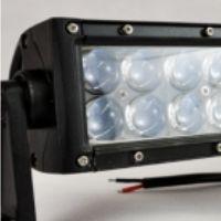 Faros , Luz y linternas » Barras con Doble LED
