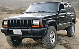 Cherokee XJ [1984-2000]