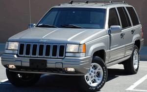 Grand Cherokee ZJ [1993-1998]