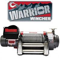Cabrestantes electricos » Cabrestantes Warrior