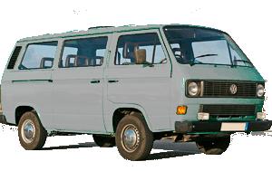 VOLKSWAGEN VW Transporter T3 [1979-1992]