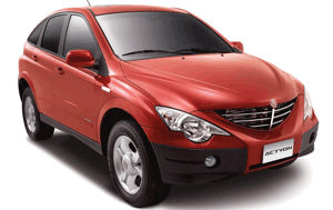 SSANGYONG Actyon [2006-2010]