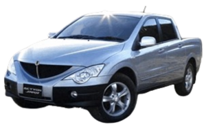 SSANGYONG Actyon Sports [2006-2011]