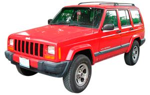 JEEP Cherokee XJ [1984-2000]