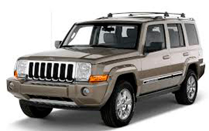 JEEP Commander XK [2006-]