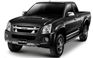 ISUZU D-Max/Rodeo Pick Up [2002-2012]