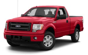 FORD Ford F150/250/350 [1997-2013]
