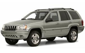 JEEP Grand Cherokee WJ/WG [1999-2004]