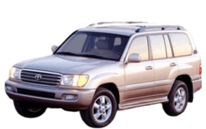 TOYOTA Land Cruiser HDJ 100 [1998-2007]