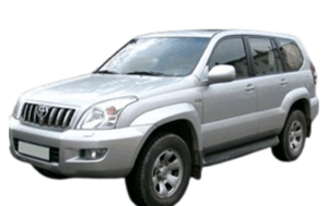 TOYOTA Land Cruiser KDJ120/125 [2003-2009]