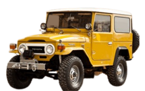 TOYOTA Land Cruiser BJ 40 [1974-1984]