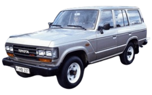TOYOTA Land Cruiser 60 61 [1980-1989]