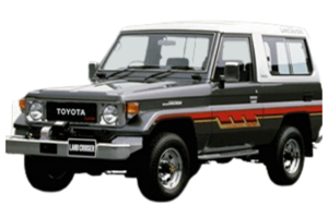 TOYOTA Land Cruiser 70/73/74/75 [1983-1996]
