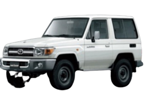 TOYOTA Land Cruiser 71/76/78/79 [2007-]