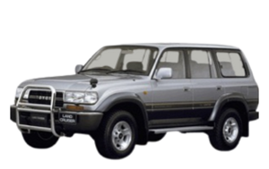 TOYOTA Land Cruiser HDJ 80 [1992-1998]