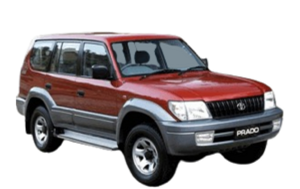 TOYOTA Land Cruiser KZJ 90 95 [1996-2003]