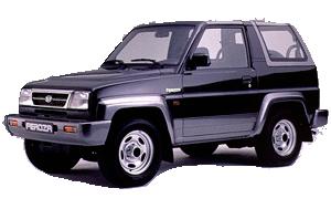 DAIHATSU Feroza [1991-]