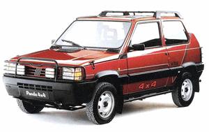 FIAT Panda 4x4 [1980-2002]