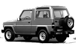 DAIHATSU Rocky I & II [1991-]