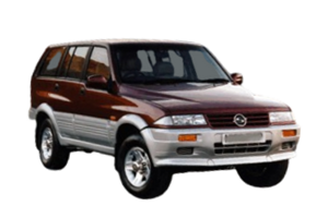 SSANGYONG Musso [1996-2005]