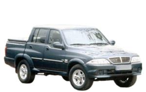 SSANGYONG Musso Sport [2004-2006]