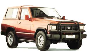 NISSAN Patrol 160/260 [1982-1998]