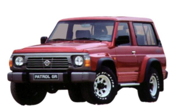 NISSAN Patrol GR Y60 [1988-1998]