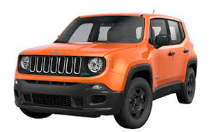 JEEP Renegade [2014 - ]