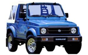 SUZUKI Samurai SJ 410 413 [1986-2003]