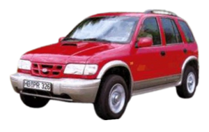 KIA Sportage [1997-2003]