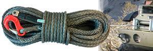 Cables de fibra para cabrestantes
