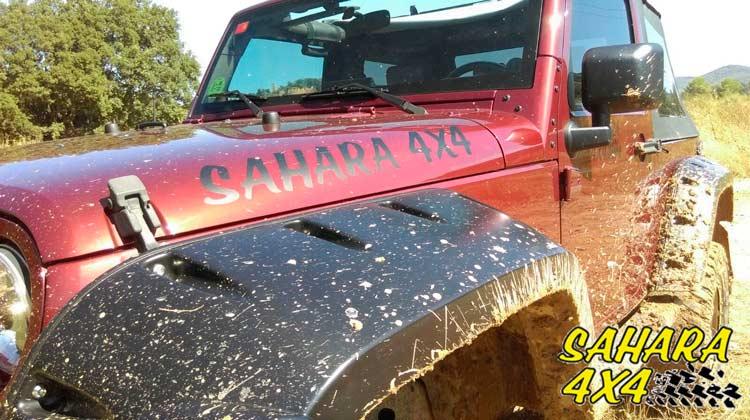 Jeep Wrangler V6 By Sahara 4x4 Terrassa