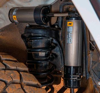 NUEVOS Amortiguadores OME BP-51 para NISSAN PATROL GR Y60  Y61