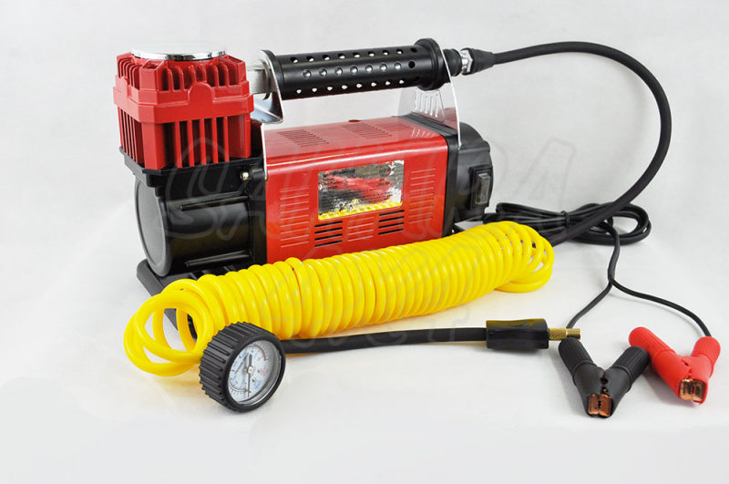 Compresor big bore 12v 160 l min 150 psi - Manguera compresor aire ...