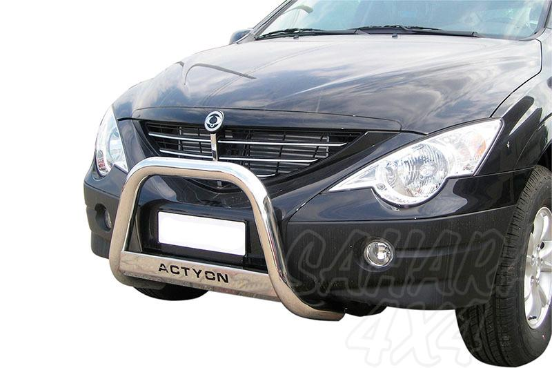 SSANGYONG ACTYON DYNAMIC ANTI-THEFT LOCKABLE ROOF BARS