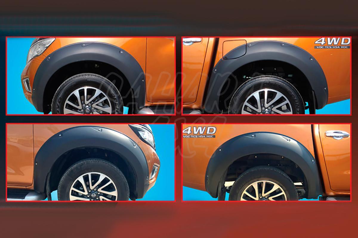 Fender Flares Black 40mm For Nissan Navara D23 Fuse Box Share To