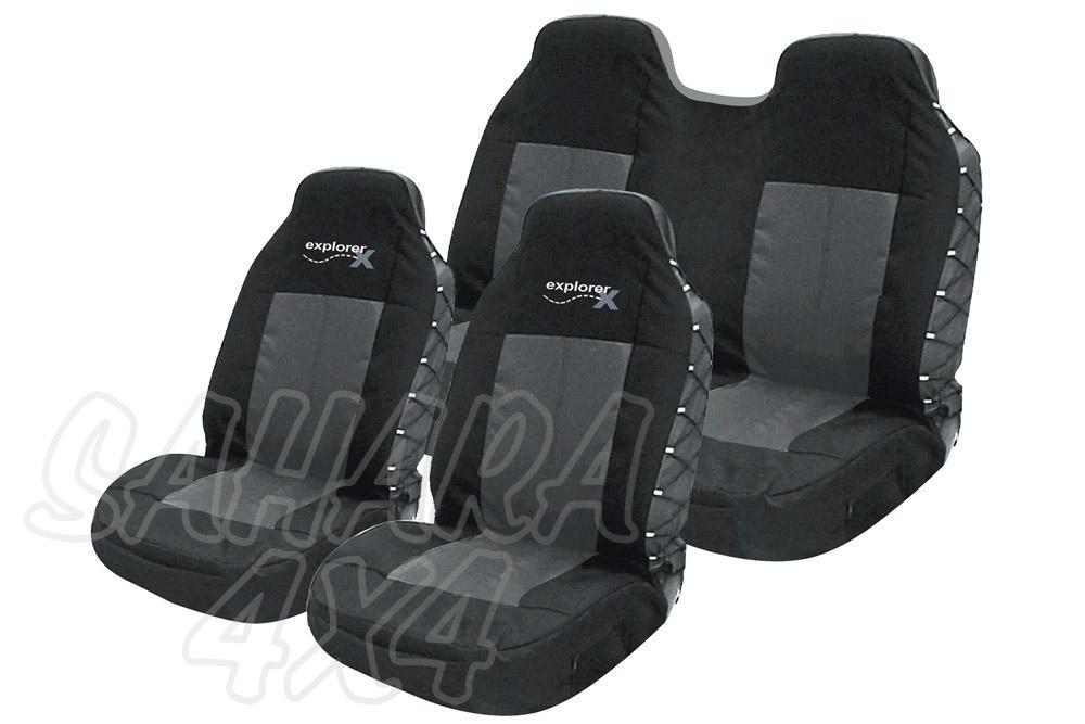 Fundas asientos adventure ergo seat for Fundas asientos 4x4