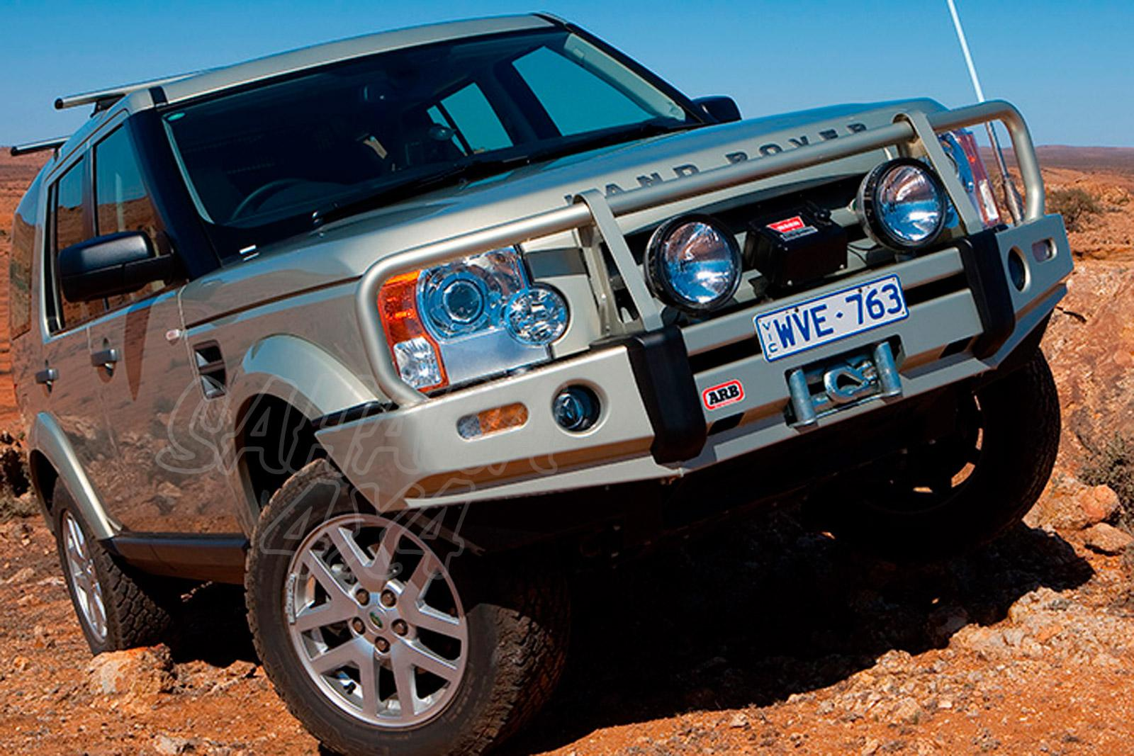 Front Winch Bar ARB Land Rover Discovery III