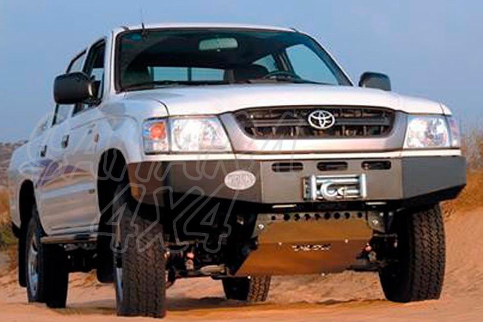 TOYOTA HILUX PICK UP 4WD 1998-2002 Front Bumper Black