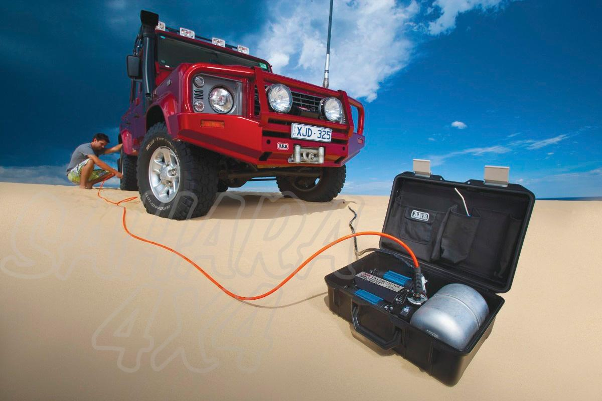 Arb Air Compressor Double 12 V With Tank 4lts Ckmtp12 Sumas Car Stereo Wiring Harness Share To