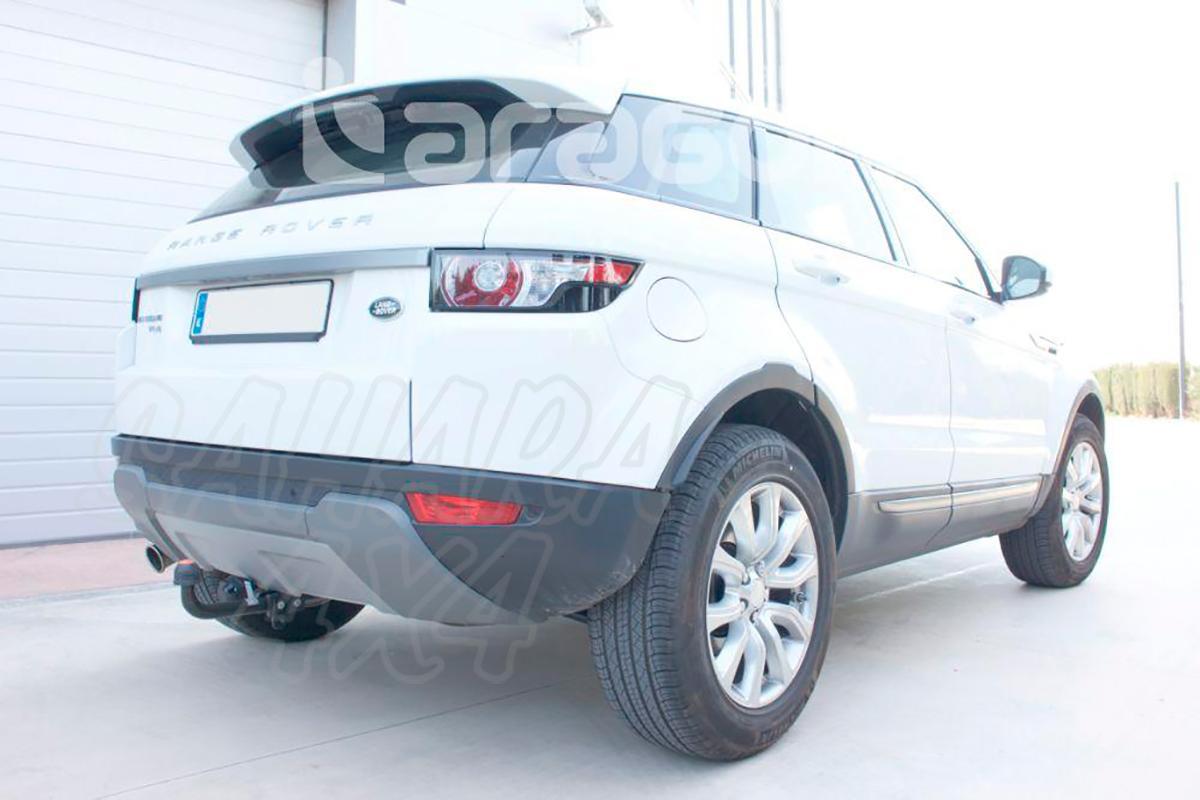 Swan Neck Ball Towbar Range Rover Evoque 2011- - Check CE.
