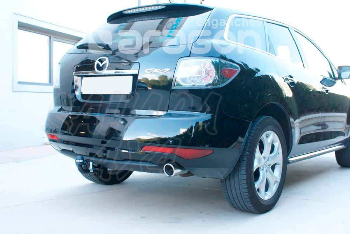 Swan Neck Ball Towbar Mazda Cx7 Diesel 2009 Verisa Fuse Box Check Ce