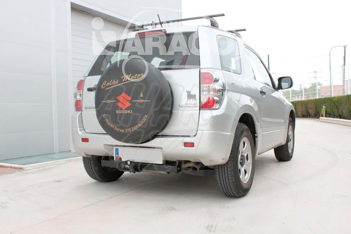 Wiring A Suzuki Samurai For Flat Towing from www.sahara4x4.com