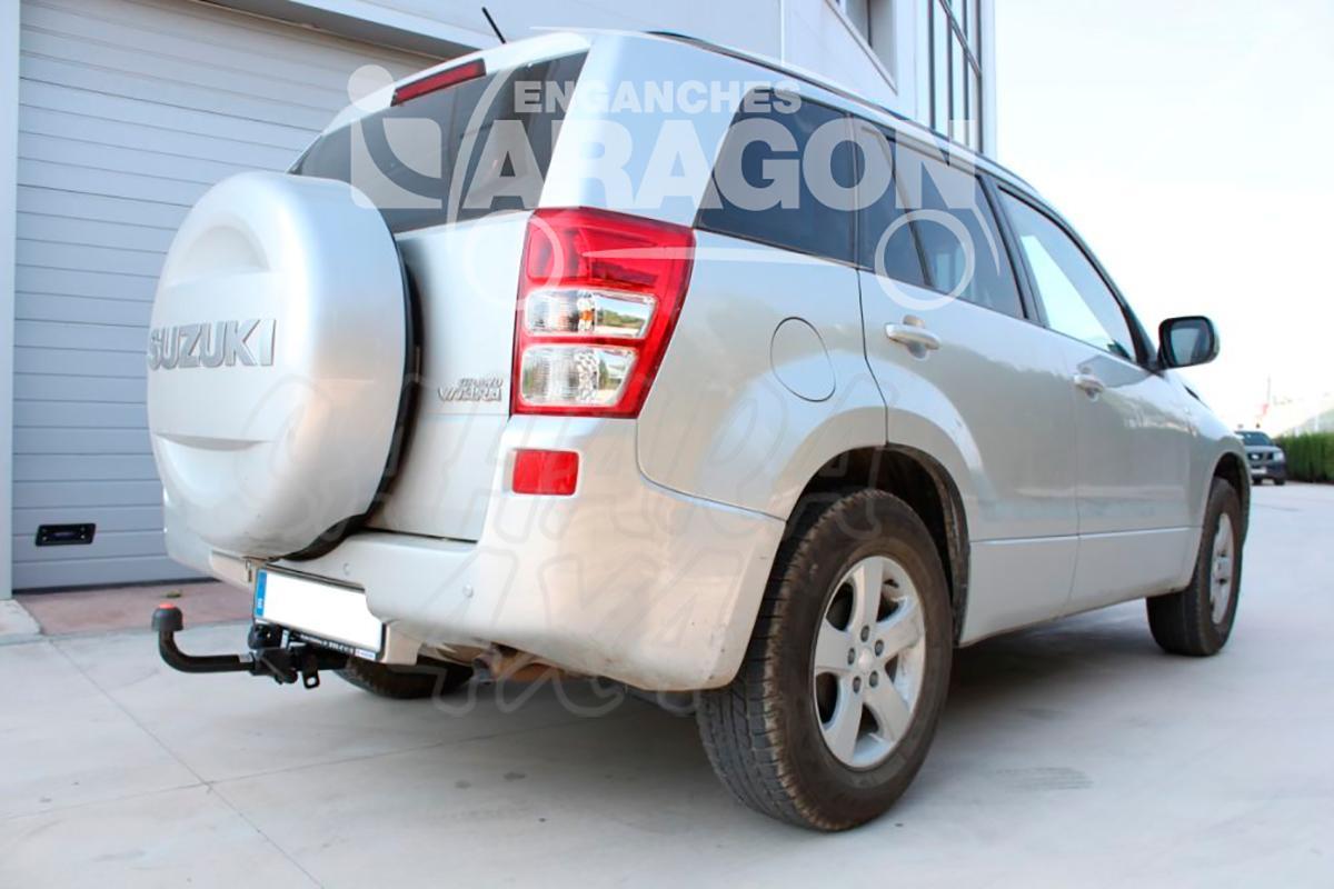 Umbra Rimorchi Suzuki Grand Vitara LONG 4door 4WD 2005-2015 Detachable Towbar with 7 pin Electrics UT370COR22Z4M//WU200UK1