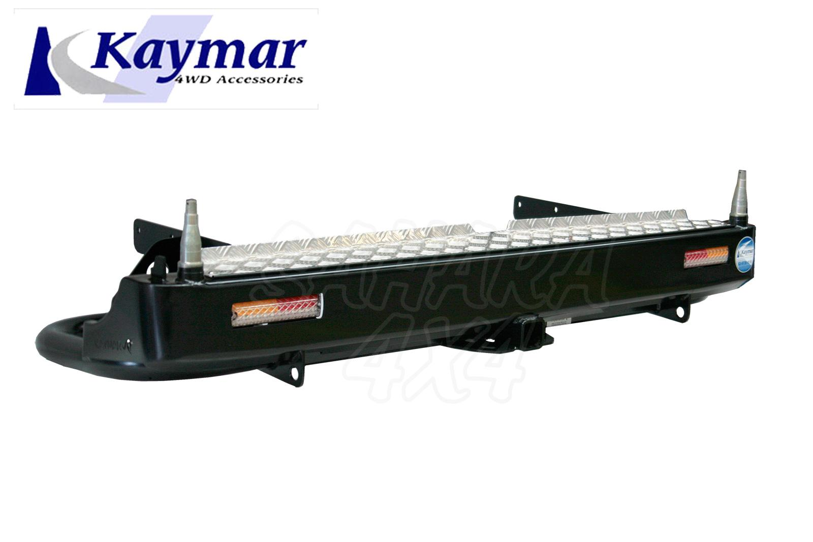 Kaymar Rear Bumper Ford Ranger  Set The Bumper