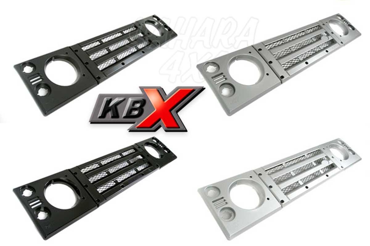 KBX Defender Front Grille & Lamp Surround Upgrade Kit