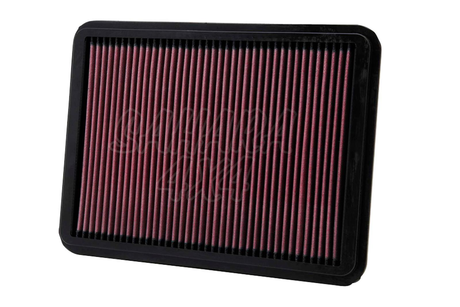 K/&N 33-2144 Performance Replacement Drop-In Air Filter